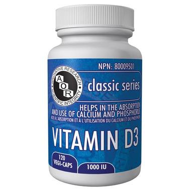 AOR Vitamin D3