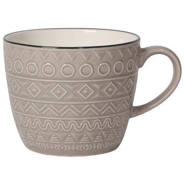 Now Designs Mug Casablanca Gray