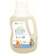 Lessive pour le linge de bébé ECOS parfum fraicheur
