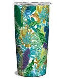 Studio Oh! Insulated Stainless Steel Tumbler Tropical