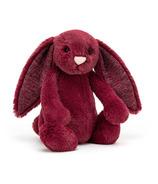 Jellycat Bashful Sparkly Cassis Bunny