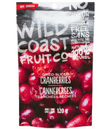 Wild Coast Dried Whole Cranberries