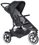 Phil & Teds Sport Buggy + Liner Charcoal