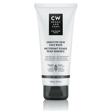 CW Beggs and Sons Sensitive Skin Face Wash