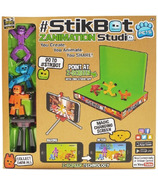 Stikbot Pets Zanimation Studio Start-Up Set