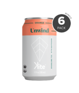 KITE Unwind Ashwagandha Orange Moringa Sparkling Tea Bundle