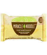 Miracle Noodle Plant Based Noodles Fettuccine Style