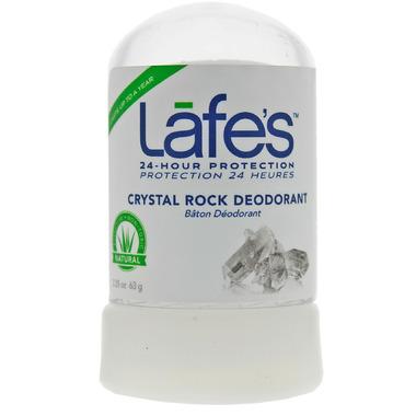 Lafe\'s Natural Crystal Deodorant Stick