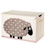 Boîte de rangement pour jouets mouton de 3Sprouts