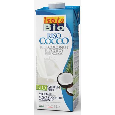 Isola Bio Rice-Coconut Beverage