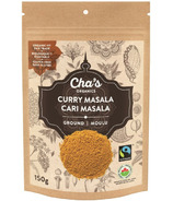 Cha's Organics Curry Masala Ground