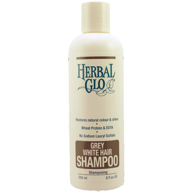 Herbal Glo Grey/White Shampoo