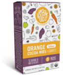 Veggie Go's Orange, Cocoa Nibs and Carrot Bites