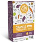 Veggie Go's Orange, Cocoa Nibs and Carrot Bites
