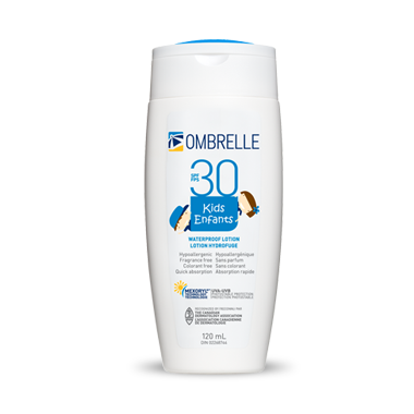 Ombrelle Kids Water Resistance Lotion SPF 30