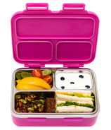 SkyeBox Leakproof Stainless Steel Bento Lunch Box Pink
