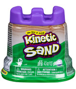 The One & Only Kinetic Sand Single Container Green