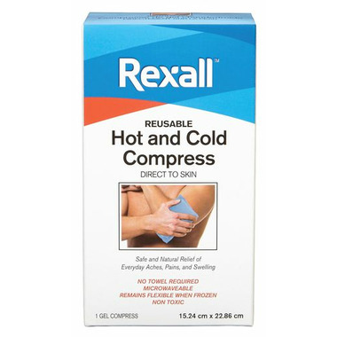 Rexall Direct to Skin Hot and Cold Compress