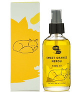 meow meow sweet Body Oil Sweet Orange Neroli