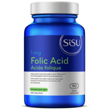 SISU Women\'s Folic Acid