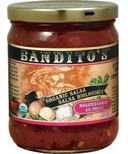 Bandito's Organic Salsa Roasted Garlic