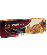 Walkers Stem Ginger Biscuits