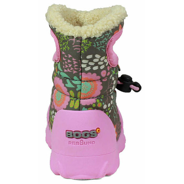 Bogs B-Moc Insulated Boots Reef Grey Multi
