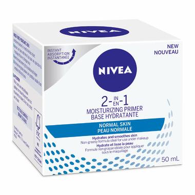 Nivea 2-in-1 Moisturizing Primer for Normal Skin