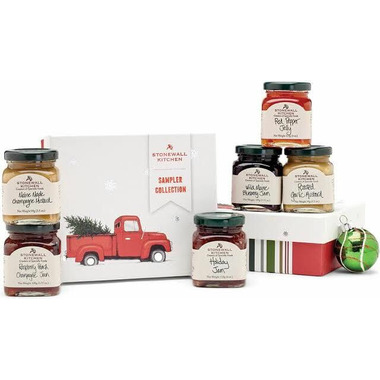 Stonewall Kitchen Holiday Sampler Collection