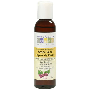 Aura Cacia Grapeseed Skin Care Oil
