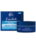 Nivea Essentials 24h Moisture Boost + Refresh Night Cream for Normal Skin