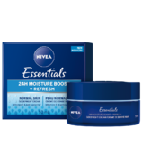 Nivea Essentials 24h Moisture Boost + Refresh Night Cream for Normal Skin