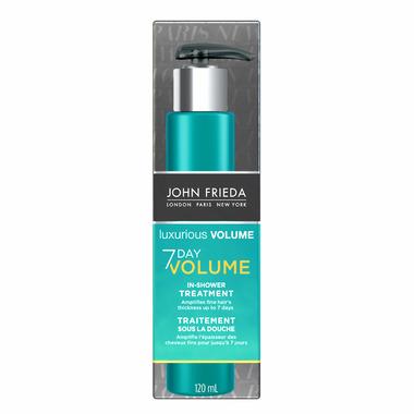 John Frieda Luxurious Volume 7 Day Volume In-Shower Treatment