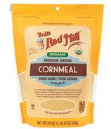 Bob's Red Mill Organic Cornmeal