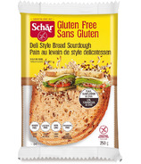 Schar Deli Style Bread Sourdough with Flax, Sunflower, and Chia