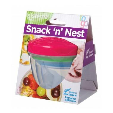 Sistema Snack-n-Nest