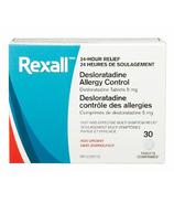 Rexall Desloratadine Allergy Relief