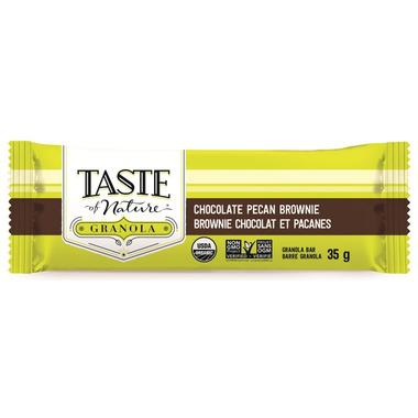 Taste of Nature Organic Granola Bars