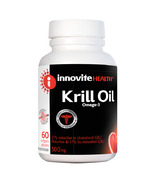 Innovite Health Krill Oil Omega-3 500MG