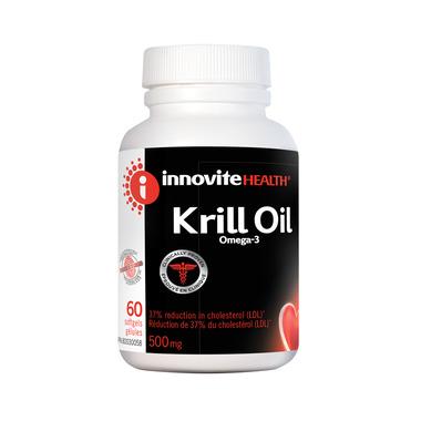 Innovite Health Krill Oil Omega-3 500MG