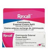Rexall Clotrimazole 1% External Cream Refill