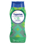 Coppertone Sunscreen Lotion SPF 15