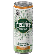 Perrier Energize Tangerine Caffeinated Energy Drink