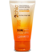 Giovanni 2chic Tangerine & Papaya Ultra-Volume Conditioner Travel Size