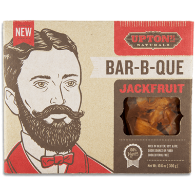 Upton\'s Naturals Meat Alternatives Jackfruit Bar-B-Que