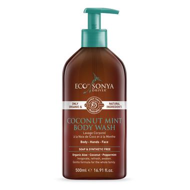 Eco Tan Coconut Mint Body Wash