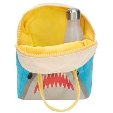 Fluf Zippered Lunch Shark