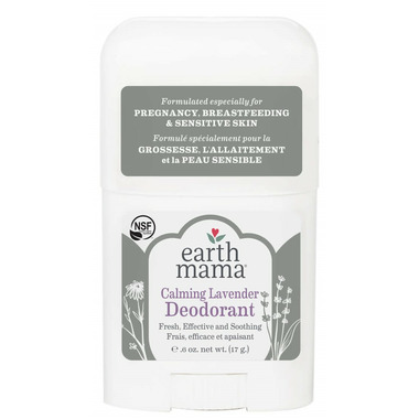 Earth Mama Calming Lavender Deodorant Travel Size