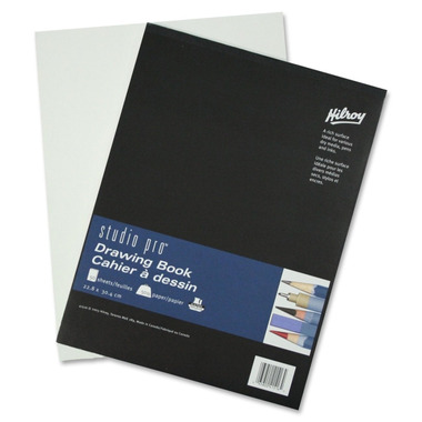 Hilroy Studio Pro Top-bound Sketch Book 9x12