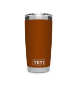 YETI Rambler Tumbler with MagSlider Clay